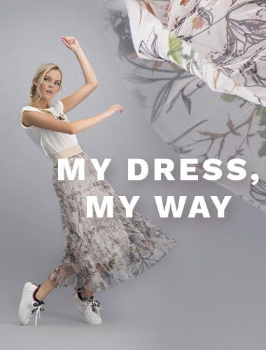 MY DRESS, MY WAY